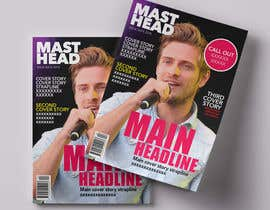 #21 untuk A4 magazine designed oleh BAZZIE