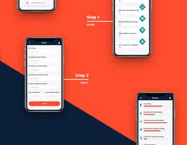 nº 8 pour Gameday Decisions Web and Mobile SaaS Application Mockup par zaxsol