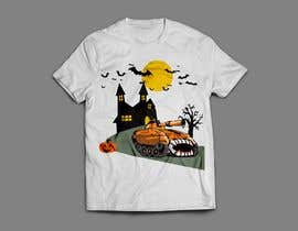 #30 for Design a Halloween t-shirt (for tankers) by arafatrahman913