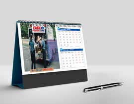 #70 для Design Desk Calendar Header от Akheruzzaman2222