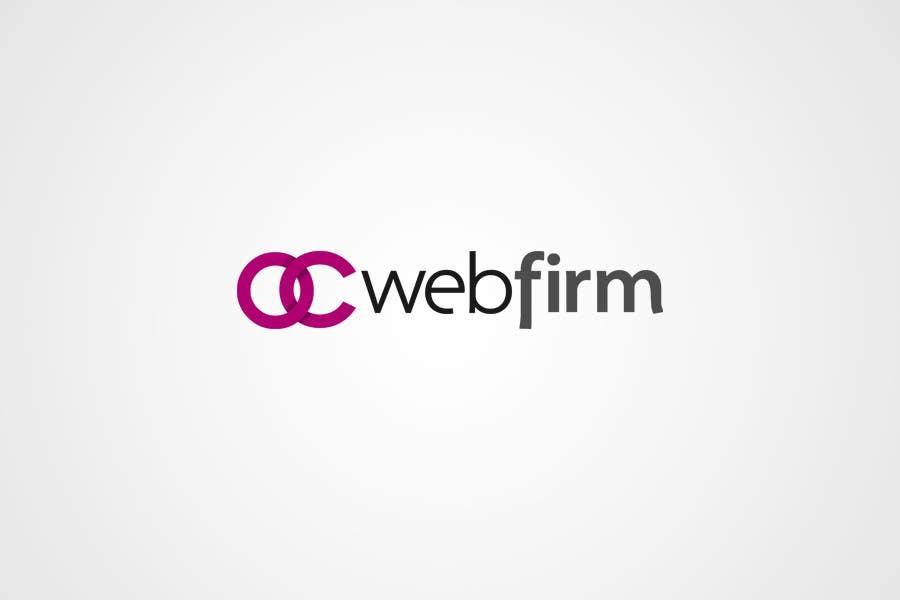 Penyertaan Peraduan #                                        120                                      untuk                                         Logo Design for a web agency company