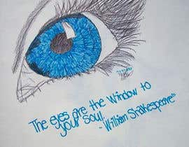 #25 para The eye is the window to the soul de ROMANBD7