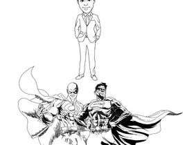 #16 для Mr. Smarty Pants drawing/sketch contest от berragzakariae