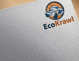 #144 для EcoKrawl Logo Design от ekobagus19