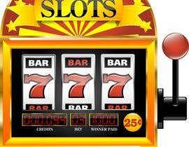 #108 for Bitcoin Slots Logo Design Contest by salauddinm
