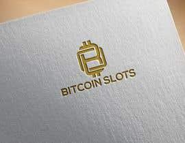 nº 87 pour Bitcoin Slots Logo Design Contest par designerprantu10