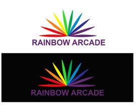 #120 for Sign - Rainbow Arcade by francored