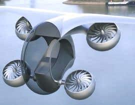 #84 untuk Light Urban Aircraft Design oleh MatiasDupuy