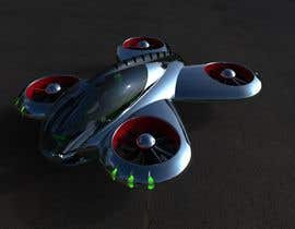 #44 for Light Urban Aircraft Design by designindustria