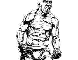 #39 untuk Illustrate 2 MMA Fighter oleh Rotzilla