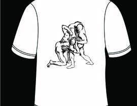 #44 untuk Illustrate 2 MMA Fighter oleh norikopogtat
