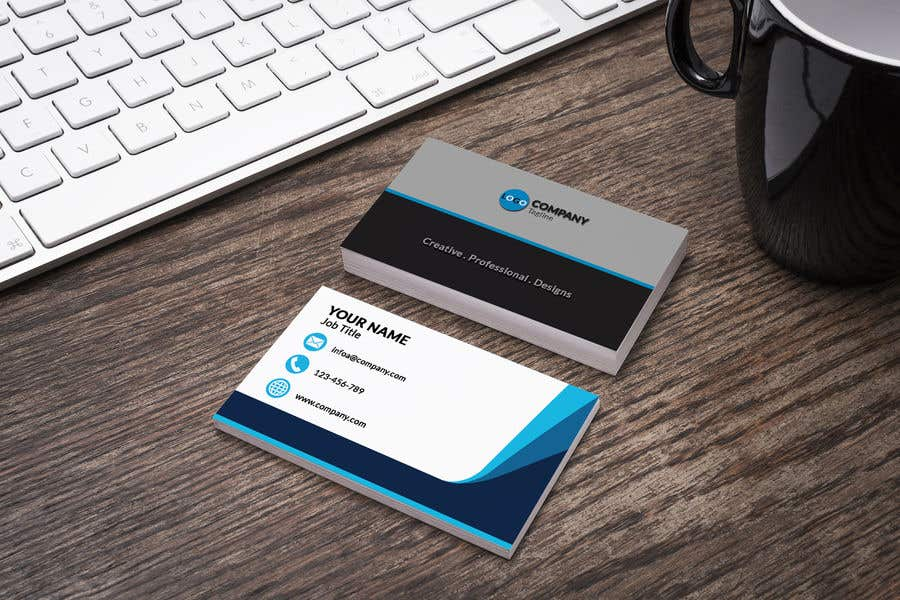 Entry 170 By Dxjony For Design A Business Card For