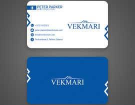 #277 para Design a business card for construction company de sabbirCIT