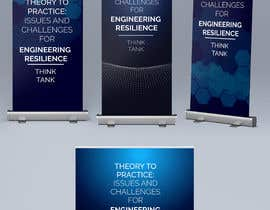 #14 for Design Banner: Three 33x78 Retractable Roll Up Banner Stands and One 33x34 Table Top Banner by ossoliman