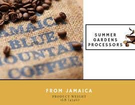 #2 for Jamaican Blue Mountain Coffee Product Label by khairunnisanawi