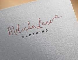 #117 for Melinda Lane Logo Design af aga5a2985f45d9e4