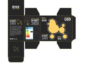 #33 for New Light Bulb Box Design af BadWombat96