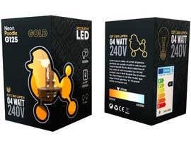 #42 for New Light Bulb Box Design af BadWombat96