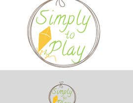 #25 สำหรับ Whimsical logo for children's creative toy boutique โดย smitadebsl