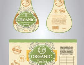 #16 for Design labels using my logo by yana24kr