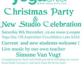 #33 for Yoga Sita Christmas Party by vw8119209vw