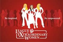 Logo Design for League of Extraordinary Women için Graphic Design27 No.lu Yarışma Girdisi