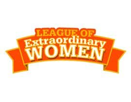 #38 para Logo Design for League of Extraordinary Women de Adolfux