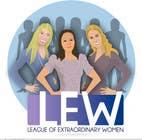 Logo Design for League of Extraordinary Women için Graphic Design42 No.lu Yarışma Girdisi