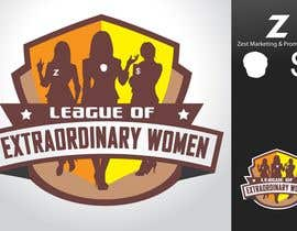 #31 pentru Logo Design for League of Extraordinary Women de către taks0not