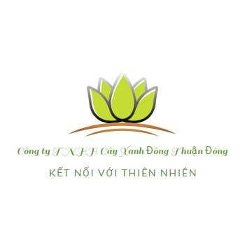 Proposition n°12 du concours Design logo for  Công ty TNHH Cây Xanh Đông Thuận Đông