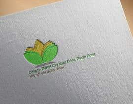 nº 9 pour Design logo for  Công ty TNHH Cây Xanh Đông Thuận Đông par mahdi79