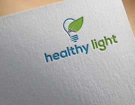 "#26 for I just need a simple logo design for stationary branding and Social Media, and the name of the logo is ""healthy light"" af imshohagmia"