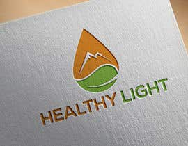 "#63 for I just need a simple logo design for stationary branding and Social Media, and the name of the logo is ""healthy light"" af shahadatfarukom5"