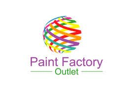 #239 for PFO(Paint Factory Outlet) Logo by alomkhan21