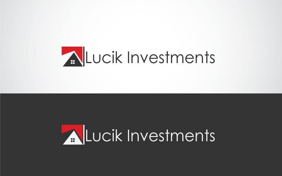 Bài tham dự cuộc thi #                                        25                                      cho                                         Design a Logo for Real Estate Investment Company