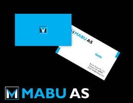 #262 para Logo Design for MABU AS por trying2w