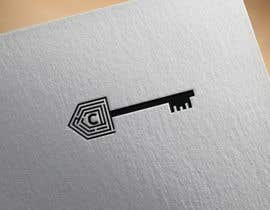 #90 untuk Create a Key Logo that has the overhead of a house and follows the Golden Ratio oleh corporatehobby