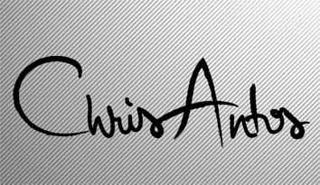 Конкурсная заявка №97 для Logo Design for Chris/Chris Antos/Christopher