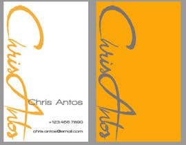 nº 116 pour Logo Design for Chris/Chris Antos/Christopher par lauraburlea