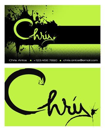 Конкурсная заявка №117 для Logo Design for Chris/Chris Antos/Christopher