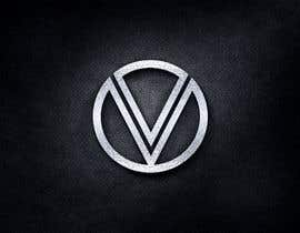 #617 untuk Simple V letter logo monogram/penrose triangle oleh graphicbeez