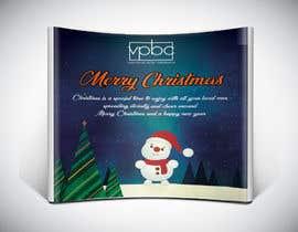 #62 para Christmas Banner por NGTechno