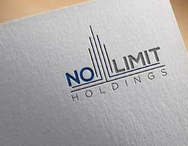 roniahmed579 tarafından Please design a logo / brand for commercial real estate holding company: No Limit Holdings için no 45