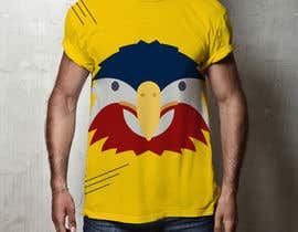 #2 , Create an illustration of an eagle for a t-shirt 来自 rokynil63
