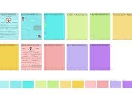 #23 untuk Infographic redesign for 10 projects oleh Alinzadoori