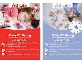 #109 for FLYER well-being baby by maryamsairi94