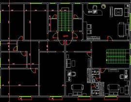 #5 untuk make interior furniture layout for residential villa oleh irmagenoma8