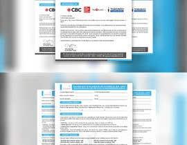 #193 untuk Design a Flyer (front and back page) oleh saifuldic