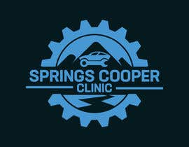 #54 for Colorado Springs Cooper Clinic Logo by pronceshamim927