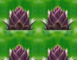 TDuongVn tarafından Create photo into a whole image of artichoke into a repeat pattern for print için no 6